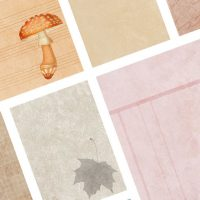 Freebie Autumn Journal Labels