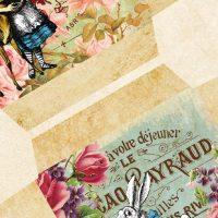 Freebie - Alice's tiny envelopes